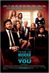 This Is Where I Leave You FRENCH BluRay 1080p 2014