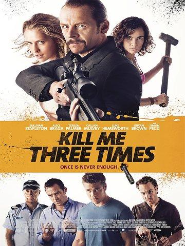 Kill Me Three Times FRENCH BluRay 720p 2015