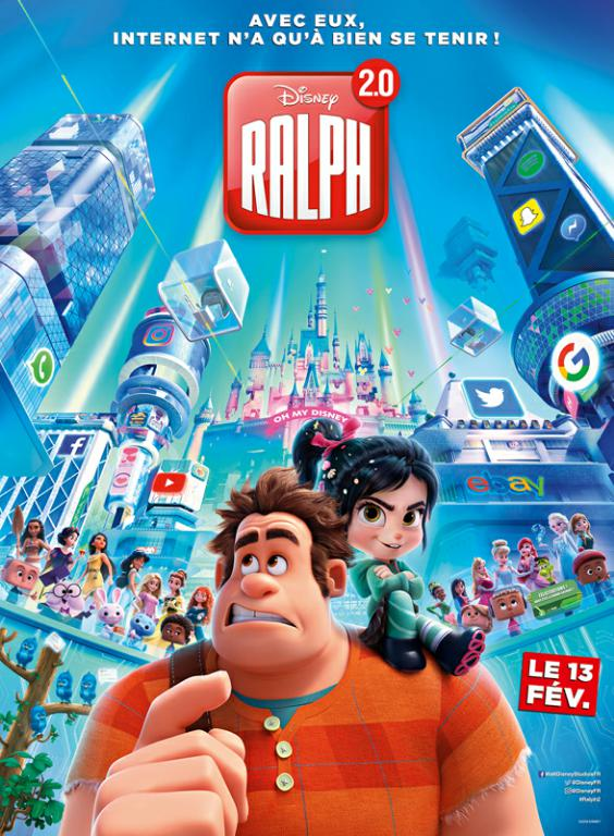 Ralph 2.0 FRENCH DVDSCR 720p 2018