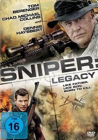Sniper: Legacy FRENCH DVDRIP 2014