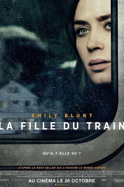 La Fille du train FRENCH DVDRIP 2016