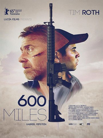 600 Miles FRENCH DVDRIP x264 2016