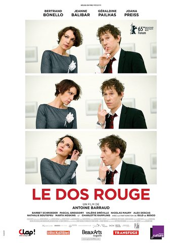 Le Dos Rouge FRENCH DVDRIP 2015