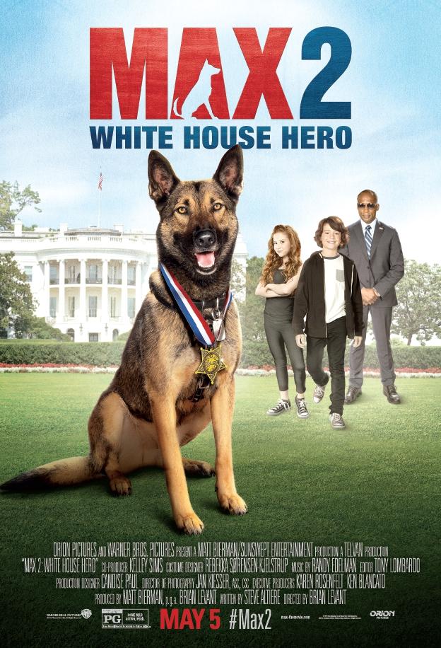 Max 2: White House Hero FRENCH BluRay 1080p 2017