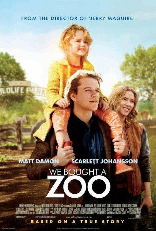 Nouveau Départ (We Bought A Zoo) FRENCH DVDRIP x264 2012