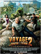 Voyage au centre de la Terre 2 : L'île mystérieuse FRENCH DVDRIP 2012