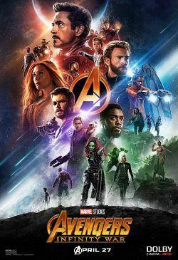 Avengers 3 : Infinity War FRENCH WEBRIP 1080p 2018