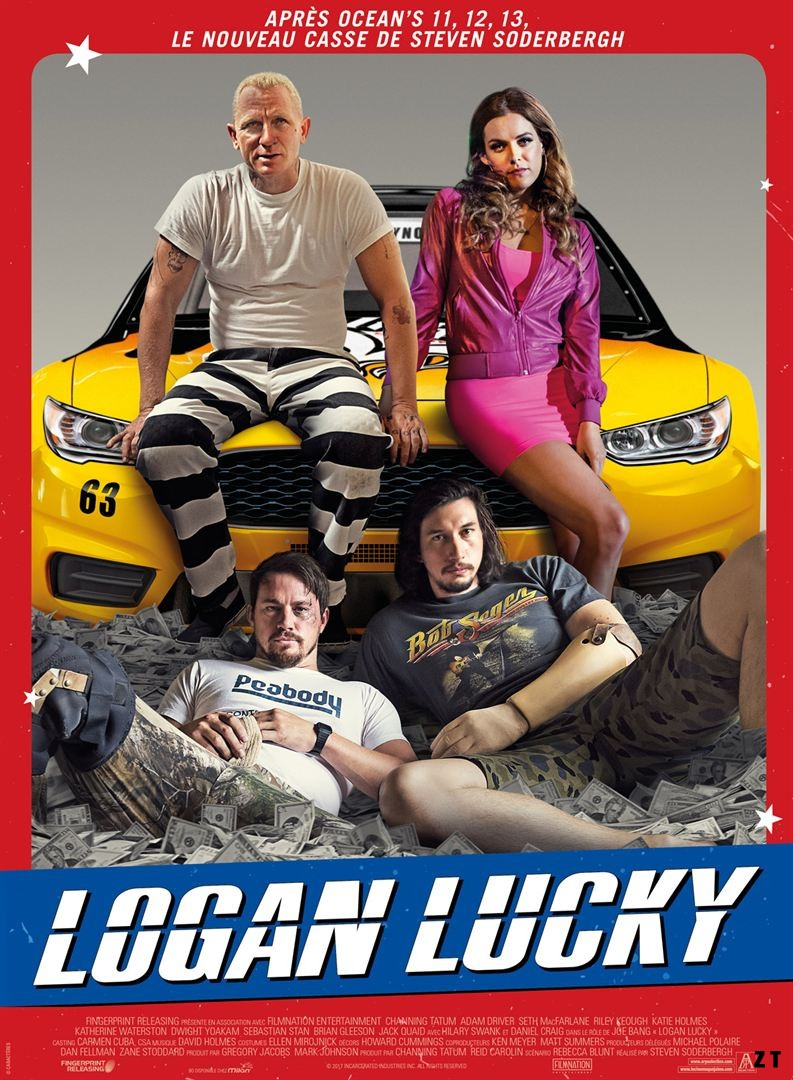 Logan Lucky FRENCH BluRay 720p 2017