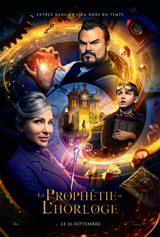 La Prophétie de l'horloge TRUEFRENCH DVDRiP 2018
