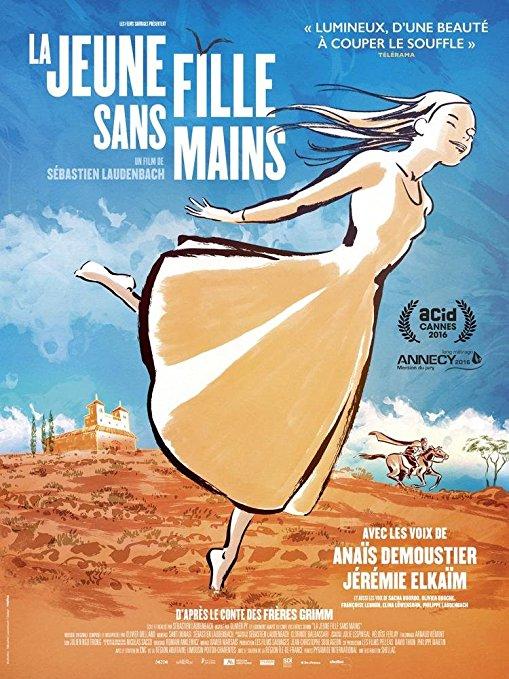 La Jeune Fille Sans Mains FRENCH BluRay 720p 2018