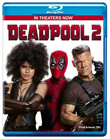 Deadpool 2 FRENCH HDlight 720p 2018