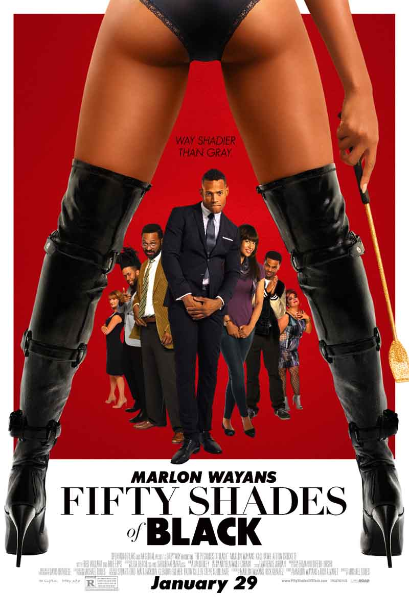 Fifty Shades Of Black VOSTFR DVDRIP 2016