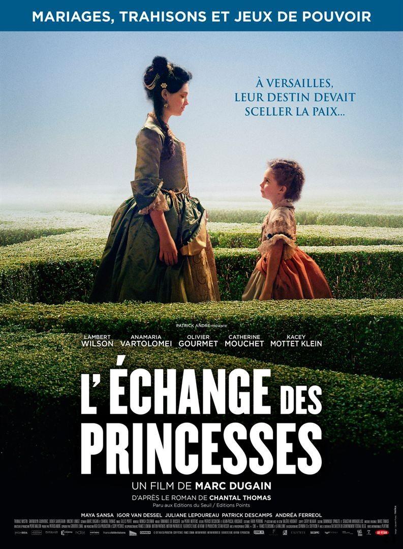 L'échange des princesses FRENCH WEBRIP 2018