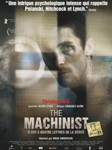 The Machinist FRENCH HDlight 1080p 2004