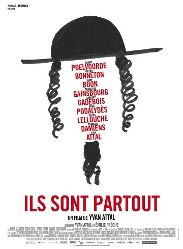 Ils sont partout FRENCH DVDRIP x264 2016