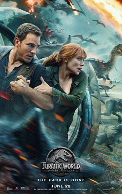 Jurassic World : Fallen Kingdom FRENCH WEBRIP 1080p 2018
