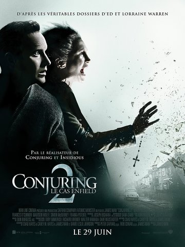Conjuring 2 : Le Cas Enfield VOSTFR DVDRIP 2016