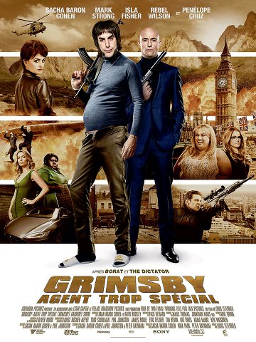 Grimsby - Agent trop spécial FRENCH DVDRIP 2016