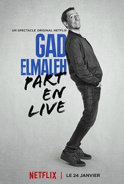 Gad Elmaleh part en live DVDRIP 2017
