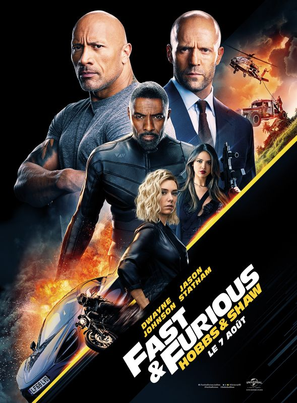 Fast & Furious : Hobbs & Shaw FRENCH HDLight 1080p 2019