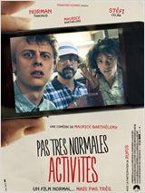 Pas très normales activités FRENCH DVDRIP 2013