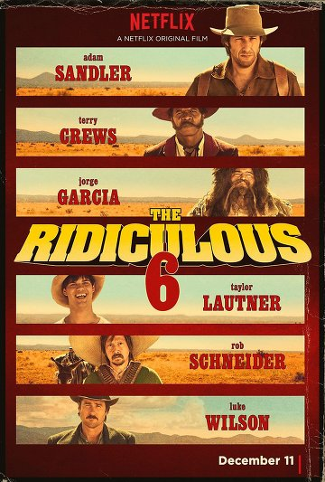 The Ridiculous 6 FRENCH WEBRIP 2015