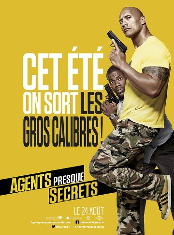 Agents presque secrets FRENCH DVDRIP 2016
