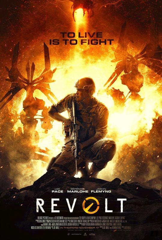Revolt FRENCH BluRay 720p 2017