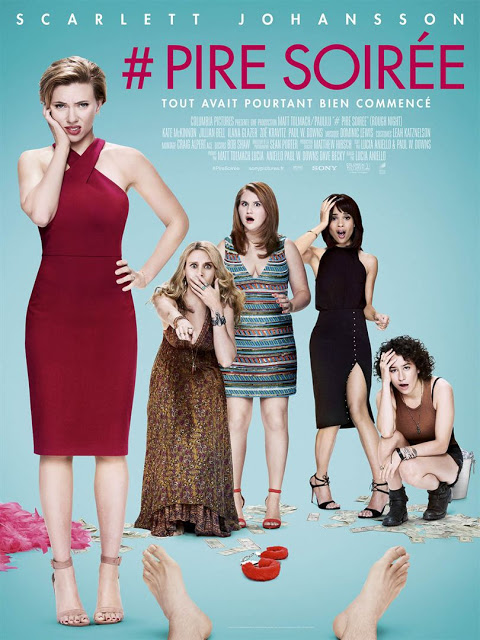 # Pire soirée FRENCH BluRay 1080p 2017