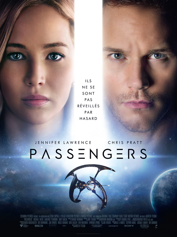 Passengers FRENCH BluRay 1080p 2017