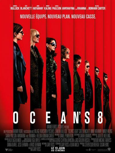 Ocean's 8 FRENCH WEBRIP 720p 2018