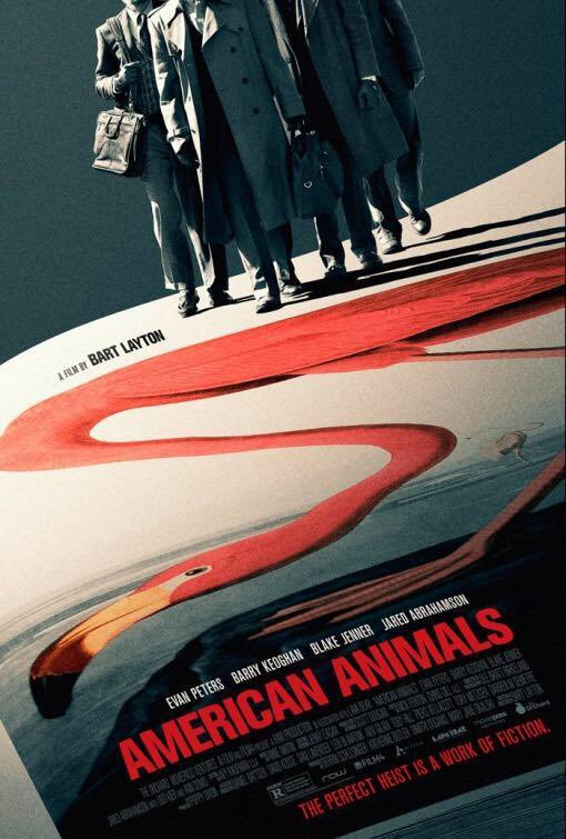 American Animals FRENCH DVDRIP 2019