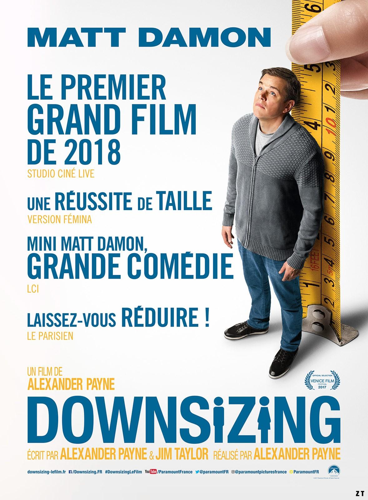 Downsizing FRENCH BluRay 720p 2018