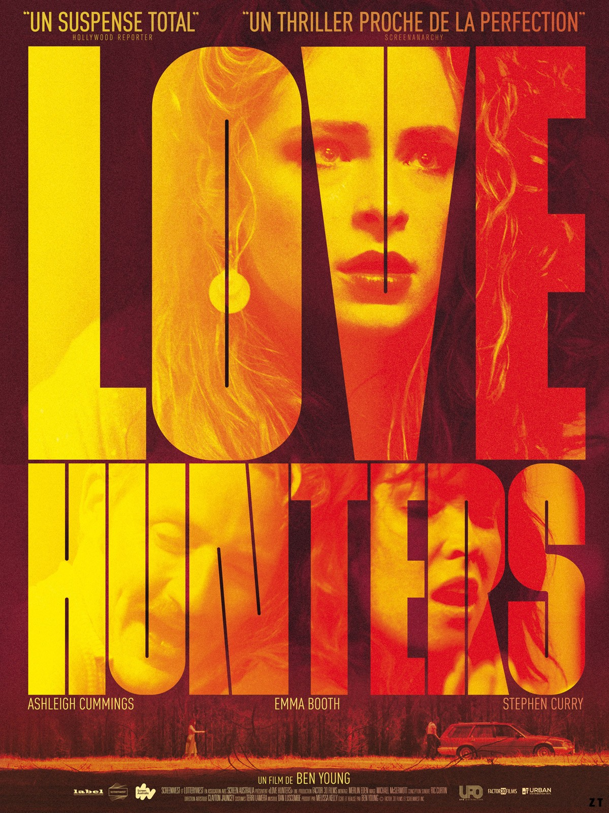 Love Hunters FRENCH DVDRIP 2018