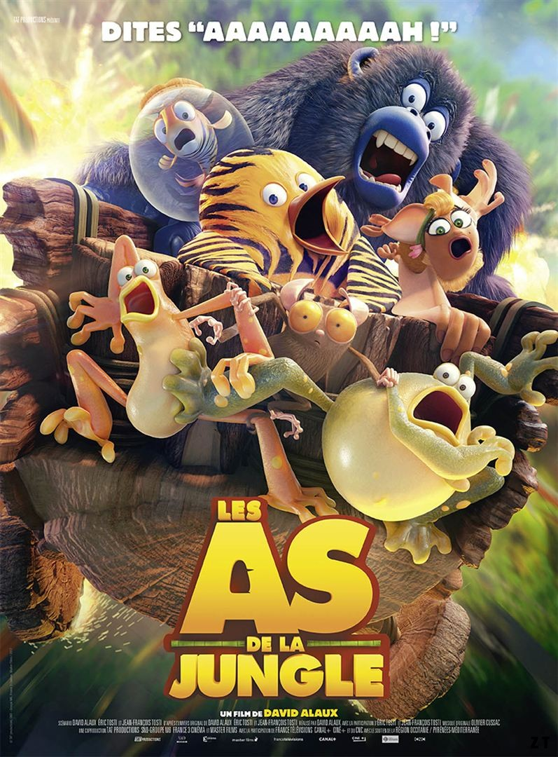 Les As de la Jungle FRENCH DVDRIP 2017