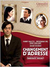 Changement d'adresse FRENCH DVDRIP 2006