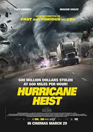 The Hurricane Heist VOSTFR DVDRIP 2018