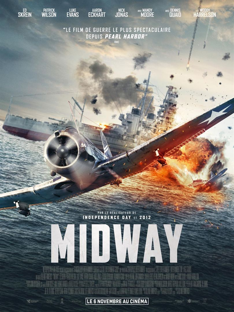 Midway FRENCH WEBRIP 720p 2020