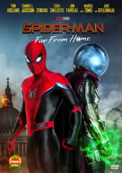 Spider-Man: Far From Home FRENCH BluRay 1080p 2019