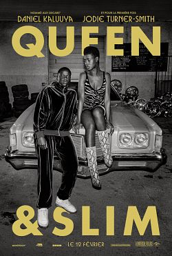 Queen & Slim TRUEFRENCH DVDSCR MD 2020