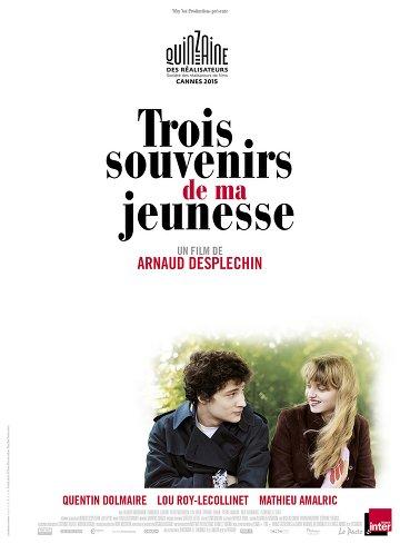 Trois souvenirs de ma jeunesse FRENCH DVDRIP 2015