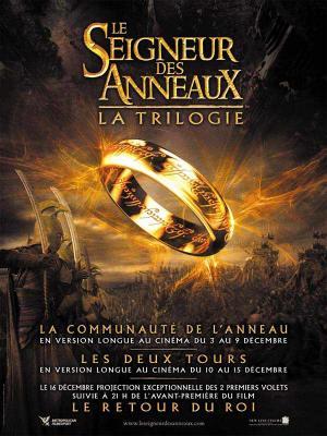 Le Seigneur Des Anneaux La Trilogie Versions Longues
