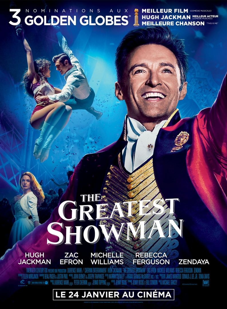 The Greatest Showman FRENCH DVDSCR 2018