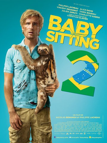 Babysitting 2 FRENCH DVDRIP 2015