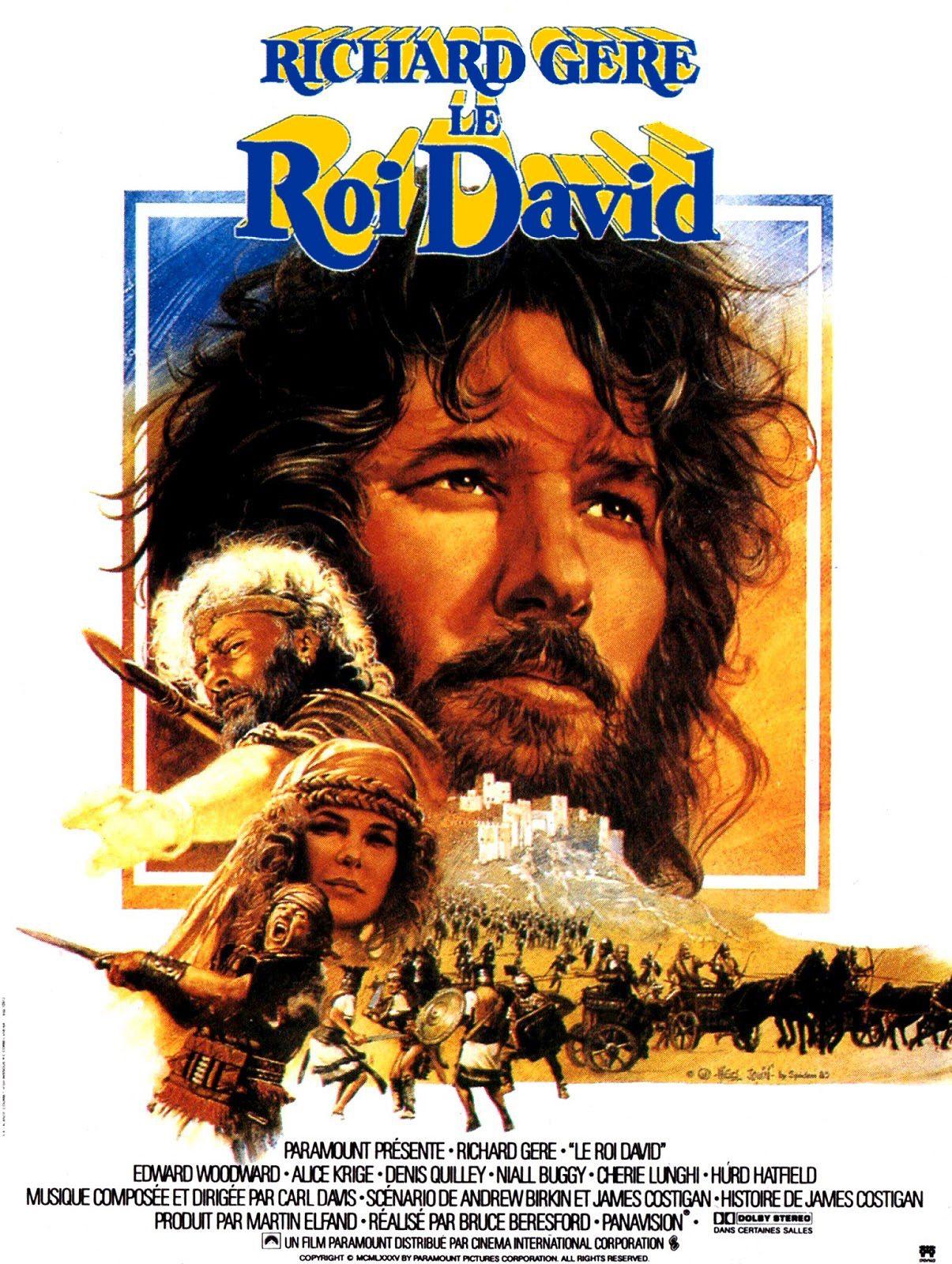 Le Roi David FRENCH DVDRIP 1985
