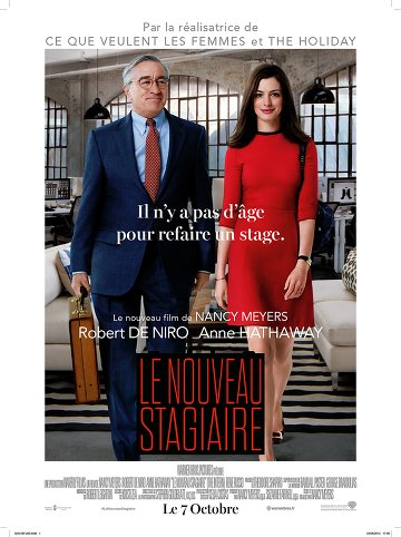 Le Nouveau stagiaire (The Intern) FRENCH DVDRIP x264 2015