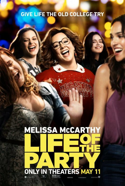 Life Of The Party FRENCH DVDRIP 2018