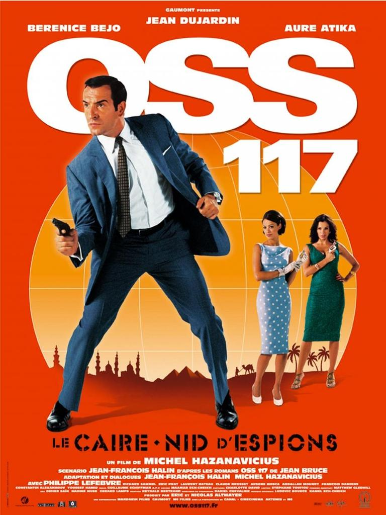 OSS 117, Le Caire nid d'espions FRENCH HDlight 1080p 2006