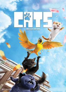 Oscar et le monde des chats FRENCH BluRay 1080p 2019