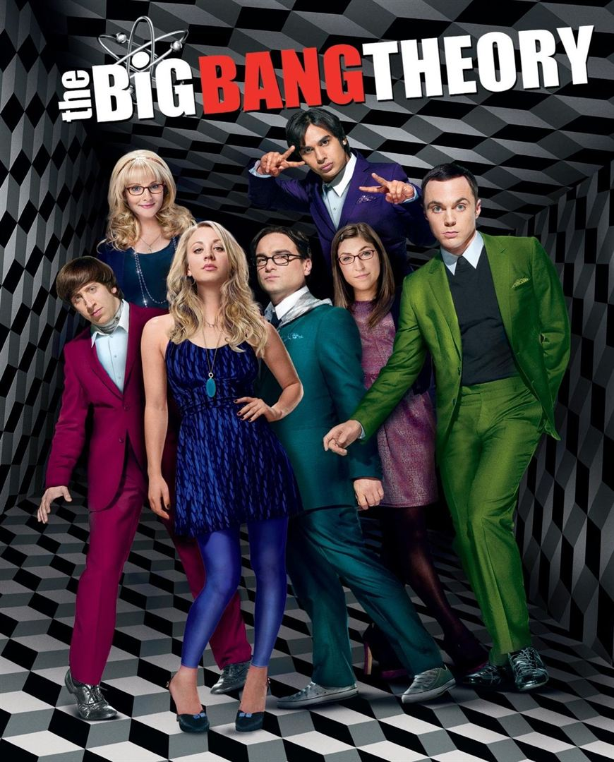 The Big Bang Theory Saison 6 FRENCH HDTV